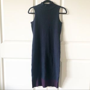 Athleta Winterlude Mock Neck Sweater Dress/Size XS